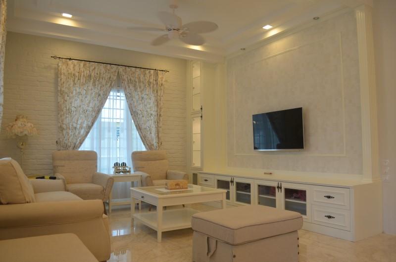 My Home Interior Design Semi D Taman Ipoh